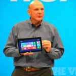 Steve Ballmer announces Microsoft Surface Tablet - June 18, 2012