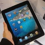 First generation iPad image