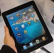 First generation iPad image