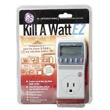 Kill A Watt EZ