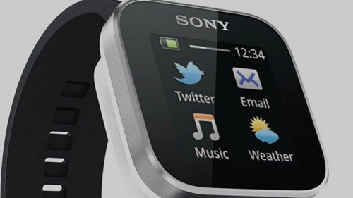 Sony's Android based SmartWatch arrives.