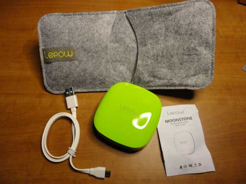 Who's In Charge? – Lepow Moonstone Battery Pack Review